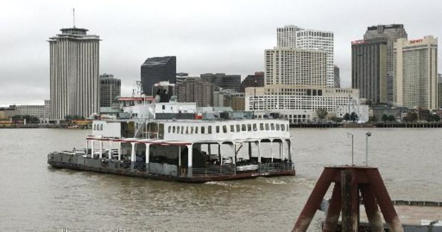 Changes for Algiers-Canal Street ferry include extended hours, new boats