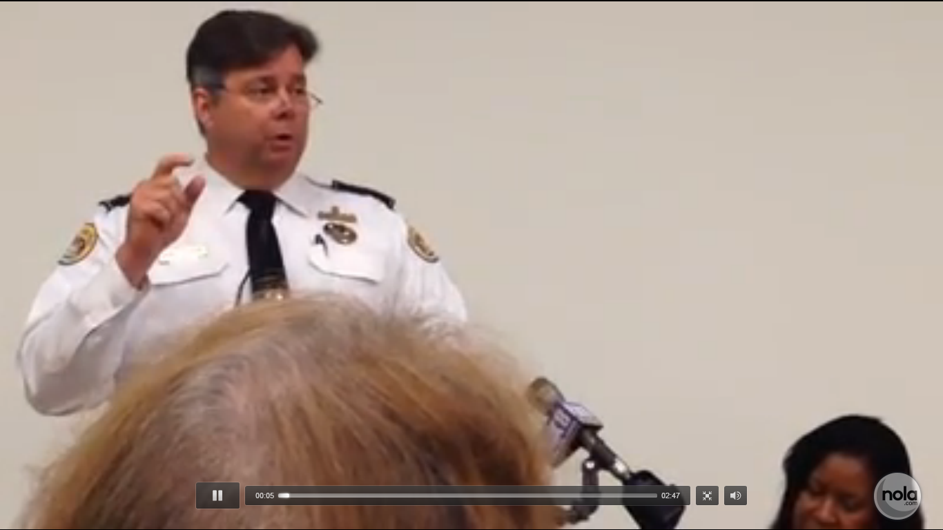 Five things to know from the Algiers crime prevention meeting