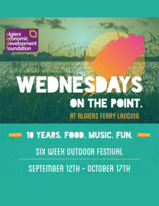 Wednesday of the Point