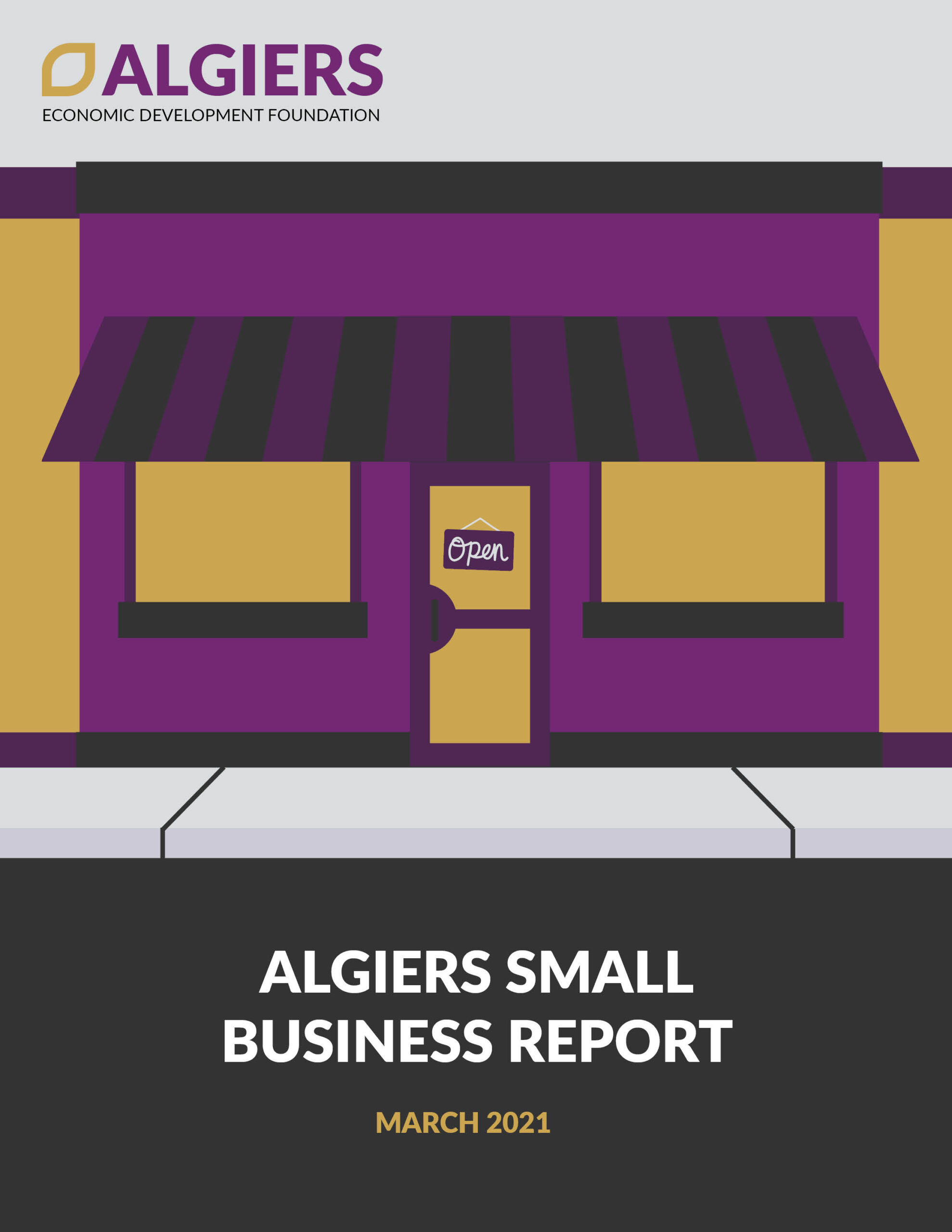 Algiers Small Business Report
